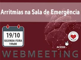 Imagem ARRITMIAS NA SALA DE EMERGÊNCIA