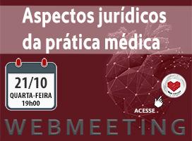 Imagem ASPECTOS JURÍDICOS DA PRÁTICA MÉDICA
