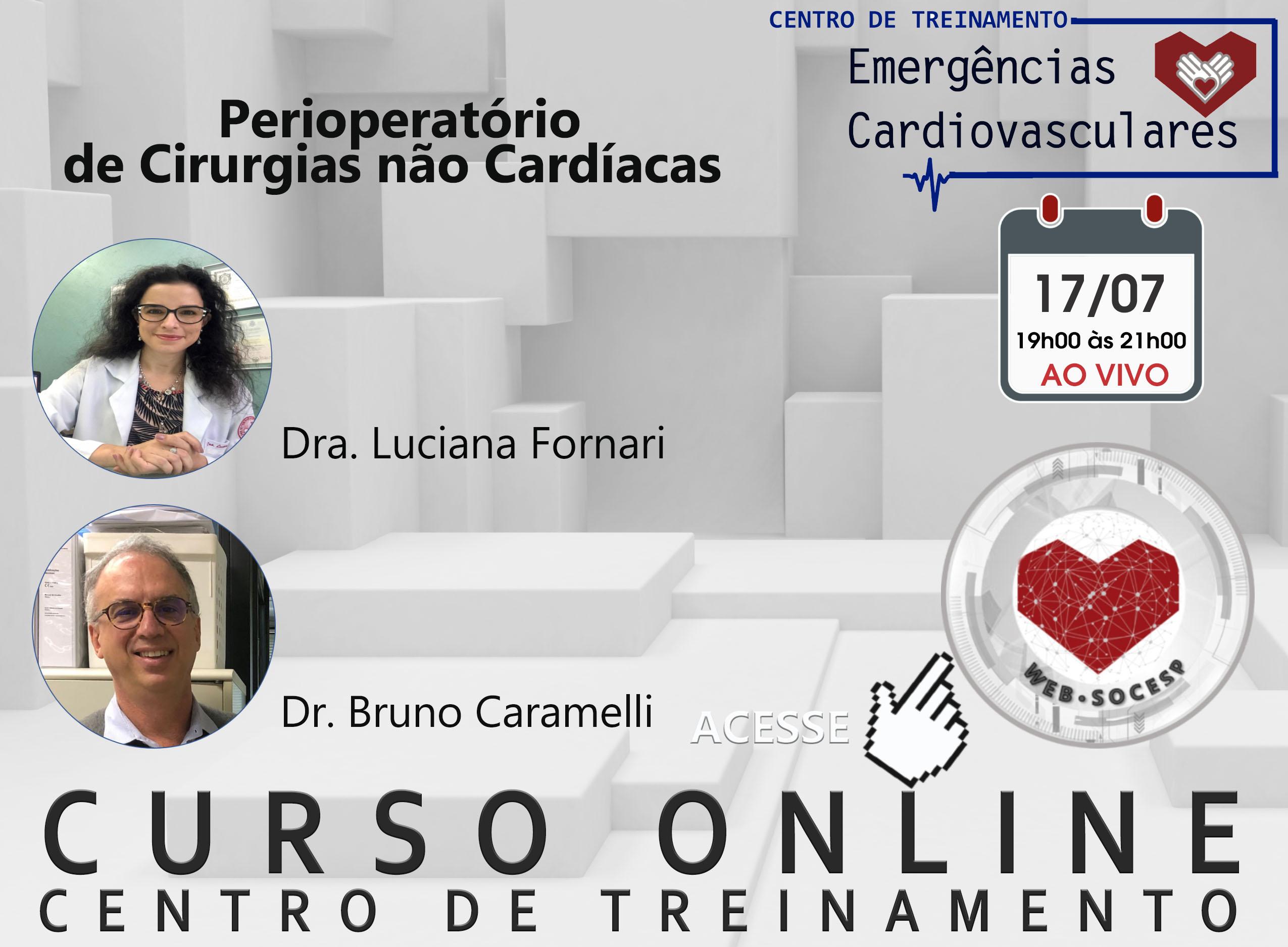 Imagem Tema: Perioperatório de Cirurgias não cardíacas