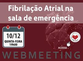 Imagem FIBRILAÇÃO ATRIAL NA SALA DE EMERGÊNCIA