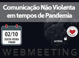 Imagem COMUNICAÇÃO NÃO VIOLENTA EM TEMPOS DE PANDEMIA