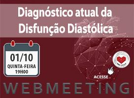 Imagem Diagnóstico atual da Disfunção Diastólica
