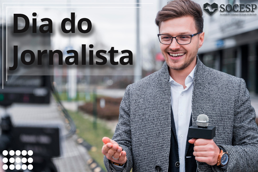 Imagem da notícia DIA DO JORNALISTA