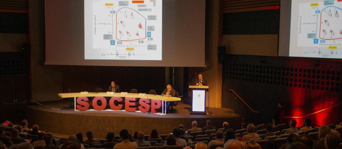 Imagem da notícia Com programação robusta, curso intensivo de atualização em cardiologia reúne especialistas em São Paulo