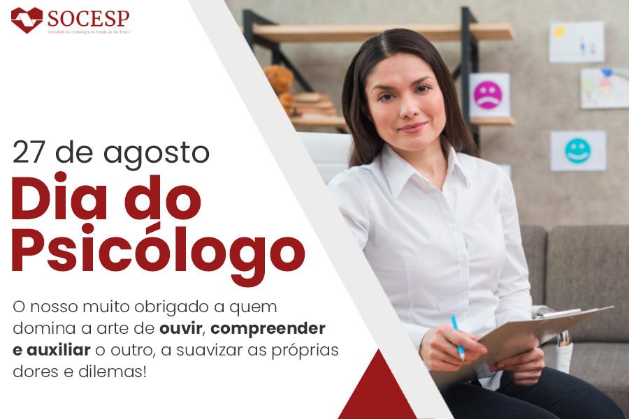Imagem da notícia 27 DE AGOSTO - DIA DO PSICÓLOGO