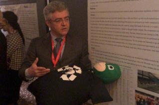 Imagem da notícia Guizinho é apresentado no AHA e chama atenção da comunidade científica internacional