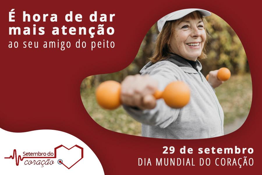 Imagem da notícia 29 DE SETEMBRO - DIA MUNDIAL DO CORAÇÃO
