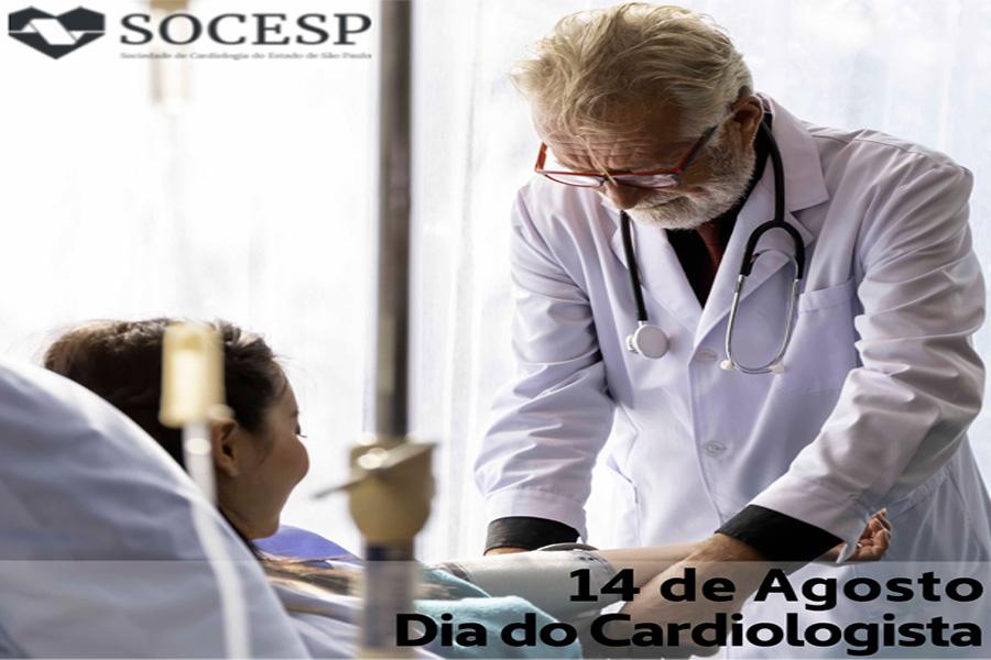 Imagem da notícia 14 DE AGOSTO É O DIA DO CARDIOLOGISTA!