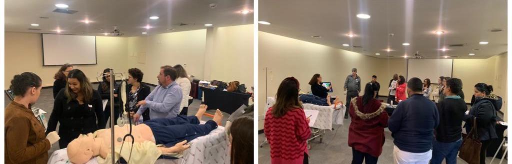 Imagem da notícia Projeto Infarto chega a Guarulhos para treinar profissionais de saúde da rede pública