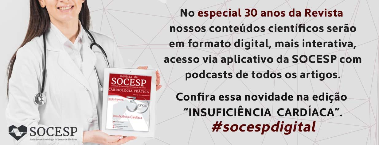 REVISTA SOCESP - INSUFICIÊNCIA CARDÍACA