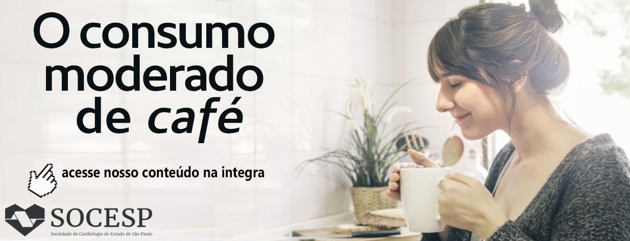 POST NUTRIÇÃO - O CONSUMO MODERADO DE CAFÉ