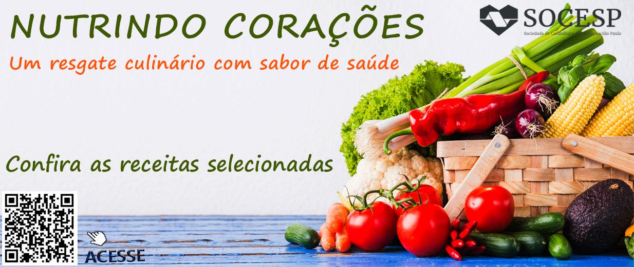 RECEITAS SELECIONADAS - EBOOK NUTRIÇÃO