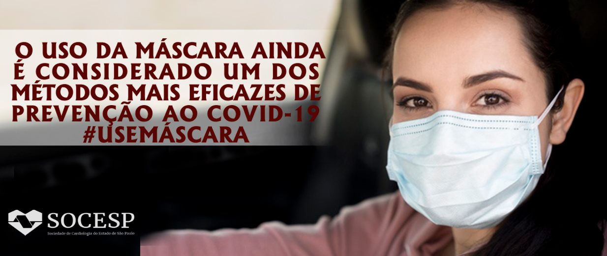 CAMPANHA POSITIVA COVID - O USO DA MARCARA É EFICAZ