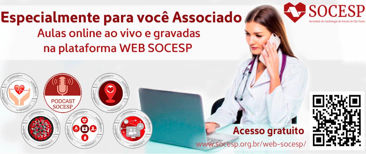 WEB SOCESP PARA ASSOCIADO