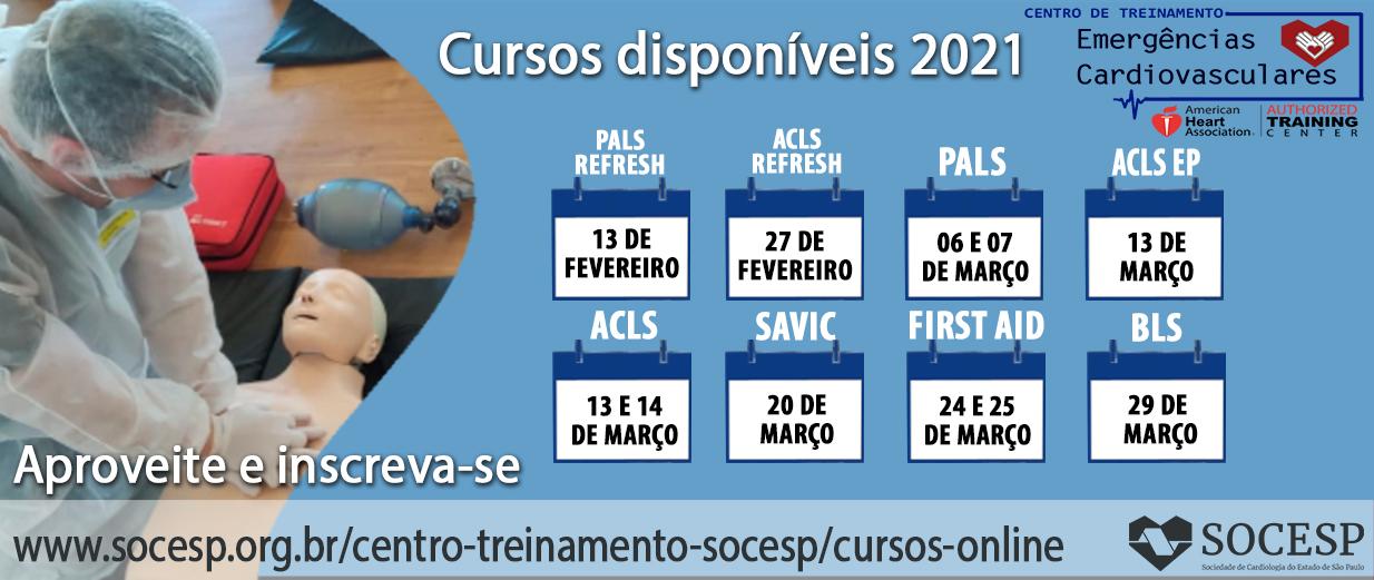 CURSOS CT - 2021